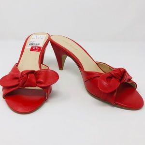 NINE WEST Anesa Heeled Sandal